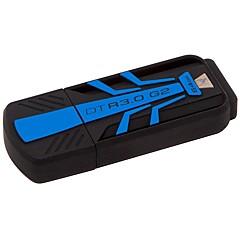 Kingston dtr30g2 64GB USB 3.0 muistitikku 100MB / s luku 45 Mt / s kirjoittaa DataTraveler vedenpitävä