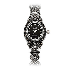 Women's Fashion Watch Bracelet Watch Quartz Japanese Quartz Water Resistant / Water Proof Shock Resistant Imitation Diamond Alloy Band