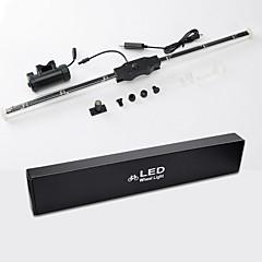 Велосипедные фары колесные огни LED - LED Велоспорт Перезаряжаемый Smart литиевая батарейка Люмен Батарея Мультиколор Велосипедный спорт-
