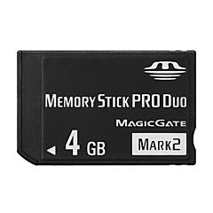 Annat 4GB Minneskort PRO Duo Klass 4