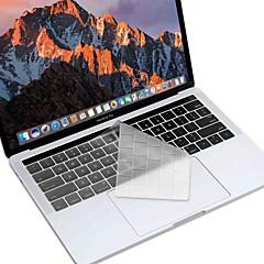 xskn® europäische und amerikanische Version ultradünne tpu Tastatur Haut für das Jahr 2016 neue MacBook Pro 13,3 / 15,4 mit Touchbar
