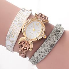 Masculino Mulheres Infantil Unissex Relógio de Moda Relógio de Pulso Bracele Relógio Quartzo Couro Banda Vintage Pendente Bracelete Casual