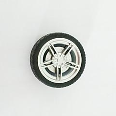 Crab Kingdom® Rubber Wheel 40*3MM The Wheels