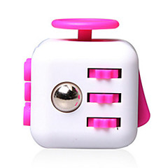 Fidget Desk Toy Fidget Cube Toys Square Plastic EDCStress and Anxiety Relief Focus Toy Relieves ADD, ADHD, Anxiety, Autism Office Desk