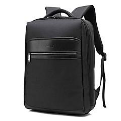 15,6 inch stitching Britse stijl grote capaciteit rugzak voor macbook 13,3 15,4 inch laptop