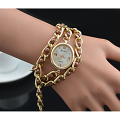 Bracelet Watch Quartz Jade Band Black White Blue Red Brown Green Pink