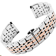 menn / women'swatch band ku skinn 22mm klokker