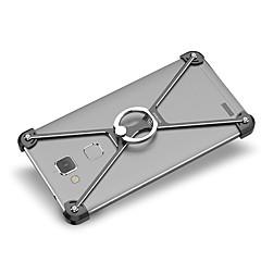 Για Ανθεκτική σε πτώσεις Βάση δαχτυλιδιών tok Αντικραδασμική tok Μονόχρωμη Σκληρή Αλουμίνιο για Huawei Huawei Mate 7