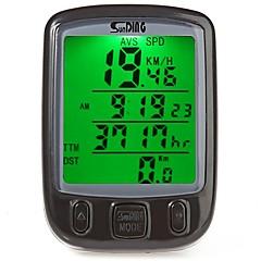 Kerékpár Mountain bike Kerékpár computerTME - Eltelt idő Av - átlagsebesség Odo – Utazáshossz mérő SPD - Aktuális sebesség Utazáshossz