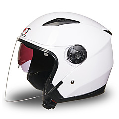 Half Helmet Antifog Breathable ABS Motorcycle Helmets