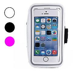 SZKINSTON Water Resist Dustproof Windows Solid Color Armband Case For Apple iPhone 7 Plus iPhone 7 iPhone 6s/6 Plus iPhone 6s/6 iPhone SE/5S/5/5C/4S/4