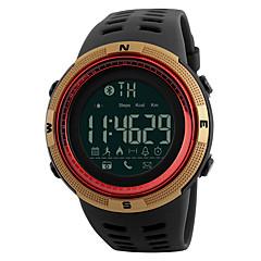 Inteligentny zegarekWodoszczelny Długi czas czuwania Spalone kalorie Rejestr ćwiczeń Sportowy Śledzenie odległości Informacje Obsługa