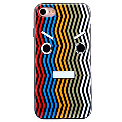 For Apple iPhone7 7 Plus 6s 6 Plus Case Cover Wavy Pattern Pattern HD Painted IMD Process Thicker TPU Material Phone Case