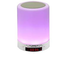 bluetooth hangszóró lámpa Smart Touch indukciós lámpa tompító hét fények