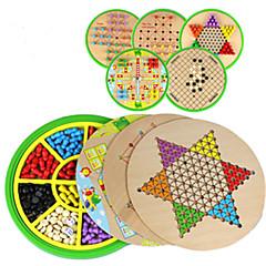 Tabla de joc Circular Lemn
