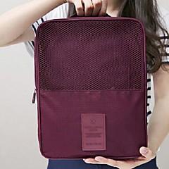 Organisation für das Packen Transportabel für KulturtascheOrange Blau Rosa Dunkelrot