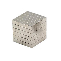 Magnet Toys 216 Pieces 3MM Magic Cube Executive Toys Puzzle Cube For Gift