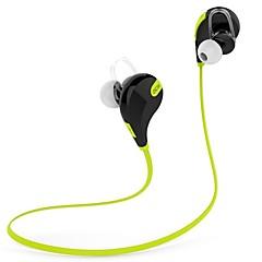 qcy qy7 Bluetooth 4,1 langaton 6 tuntia play-aika melua vaimentavat urheilussa-korva stereo kuulokkeet ja mikrofoni