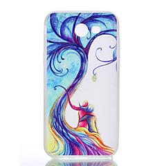 Samsung galaxy j7 j3 puun kuvio helpotus valoisa tpu materiaali puhelinkotelo galaxy j7 j5 j3 j1 (2016) g530 g360 i9060