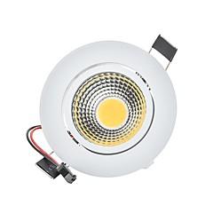 6W 2G11 LED Χωνευτό Σποτ Χωνευτή εγκατάσταση 1 COB 540 lm Θερμό Λευκό Ψυχρό Λευκό Διακοσμητικό Με Ροοστάτη AC 110-130 AC 220-240 V 1 τμχ