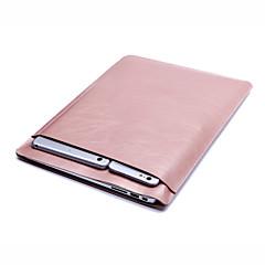 Ujjak mert Az új 13 hüvelykes MacBook Pro MacBook Air 13 hüvelyk MacBook Air 11 hüvelyk MacBook Pro Retina Solid Color PU Bőr Anyag