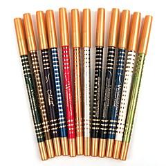 아이라이너 연필 건조 색깔있는 글로스 천연 눈 M.N