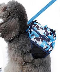 Psy Plecak Ubrania dla psów Zima Lato Wiosna/jesień kamuflażUrocze Sportowy Klasyczny Ślub Urodziny Motyw świąteczny Modny Codzienne