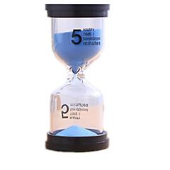 Oyuncaklar Erkekler için keşif Oyuncaklar kum saatleri Silindirik Plastik Cam