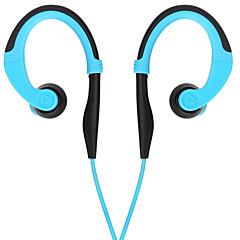 Pisen R101 Pisen fülhallgató mobiltelefon 3,5 mm-fül vezetékes mikrofonnal hangerőszabályzóval