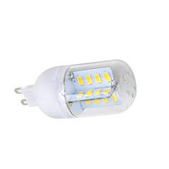 Marsing G9 32 5370SMD 5W 400lm Cold White/Warm White Light Bulb Lamp AC220-240V(1PCS)