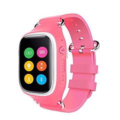 yya6 gpslbsa-gpswifi tracker lapset katsovat tyttö poika opiskelija lapsi smartwristwatch paikannuslaite SOS hälytys- SmartWatch iOS
