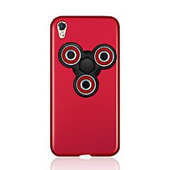 Til oppo r9 case cover fidget spinner mønster bagcover case 3d tegneserie hard pc
