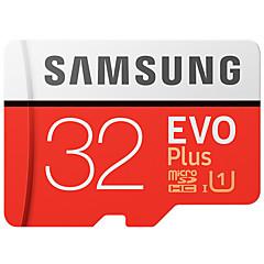 Samsung 32 gb karta micro sd tf karta pamięci karta uhs-i u1 klasa 10 evo plus 95 mb / s