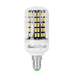 6W E12 LED a pannocchia T 108 SMD 5733 550 lm Luce fredda V 1 pezzo
