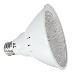 6W E26/E27 LED-kasvivalo PAR30 168 Integroitu LED 500 lm Punainen Sininen Oranssi Koristeltu AC 220-240 AC 110-130 V 1 kpl