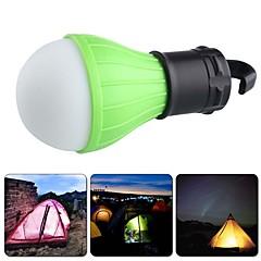 Lámpások & Kempinglámpák LED izzók LED 60 Lumen 3 Mód AAA Mini Sürgősségi Kis méret Kempingezés/Túrázás/Barlangászat Mindennapokra