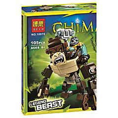 Klocki na prezent Klocki Model / klocki Małpa 5-7 lat 8-13 lat Zabawki