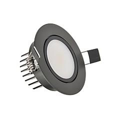 9W 2G11 LED nedlys Nedfaldende retropasform 1 COB 820 lm Varm hvid Kold hvid Dekorativ V 1 stk.