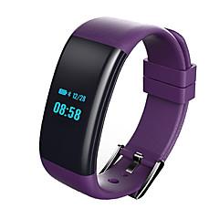 Du df30 mænds kvinde smart armbånd / smartwatch / puls blodtryk oxygen træthed overvågning for ios android