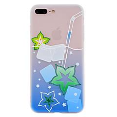 Per Apple iphone 7 plus 7 tpu materiale estate c busta cassa 6s più 6 plus 6s 6