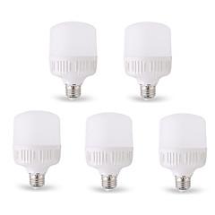 13W E27 LED-pallolamput A80 14 SMD 2835 1100 lm Kylmä valkoinen Koristeltu AC 220-240 V 5 kpl