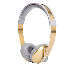 Liboer BH668 headband  For computer mobile phone line by wire heavy bass metal earphone