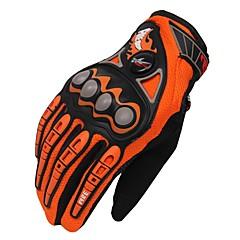 Γάντια για Δραστηριότητες/ Αθλήματα Γιούνισεξ Γάντια ποδηλασίας Γάντια ποδηλασίας Αναπνέει Προστατευτικό Ολόκληρο το Δάχτυλο ΎφασμαΓάντια