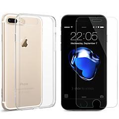 ESR iPhone 7 plus näytönsuojan karkaistu lasi 3d anti edessä näytön suojakalvon kanssa 1kpl puhelinkotelo