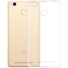 A redmi 4x ximalong telefon esetében redmi 4x védőburkolat TPU szilikon mobiltelefon esetében az all-inclusive anti-csepp átlátszó soft