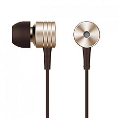 Xiaomi tłok klasyczny w uchu słuchawkę, jeśli nagradzany projekt kompatybilny z apple android