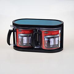 2 Kitchen Stainless steel Plastic Shaker & Mill