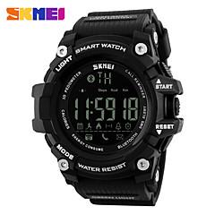 Męskie Sportowy Wojskowy Do sukni/garnituru Szkieletowy Inteligentny zegarek Modny Zegarek na nadgarstek Unikalne Kreatywne Watch Zegarek