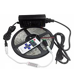 72W W Zestawy oświetlenia lm AC 85-265 5 m 600 Diody lED RGB