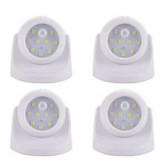 LED Night Light-2W-BatterySmart Human Body Sensor - Smart Human Body Sensor 4pcs